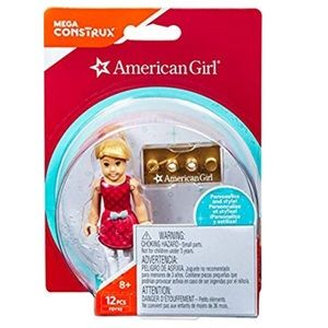 NWT Mega Construx American Girl Sports Themed